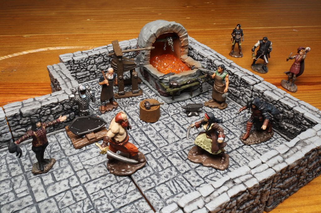 WarLock Tiles Accessory - Torture Chamber