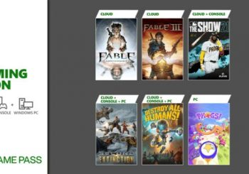 Xbox Game Pass adds Destroy All Humans, Second Extinction, and more