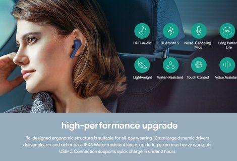 Aukey True Wireless Headphones (EP-T21S) - Review