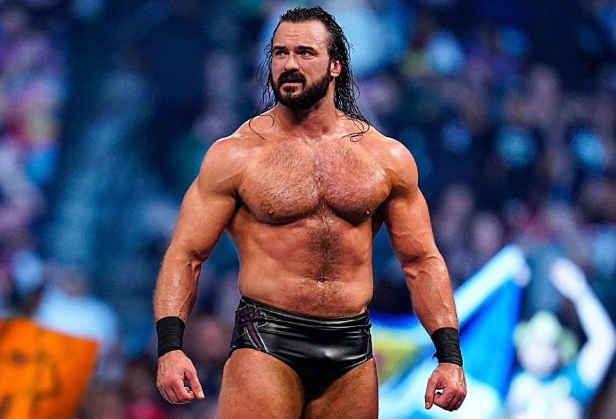 Fans Vote Drew McIntyre And Sasha Banks For WWE 2K22 Cover