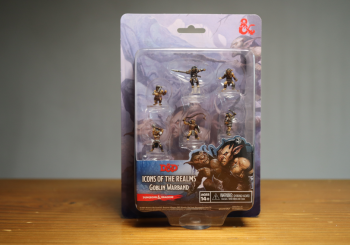 D&D Icons of the Realms Goblin Warband Review