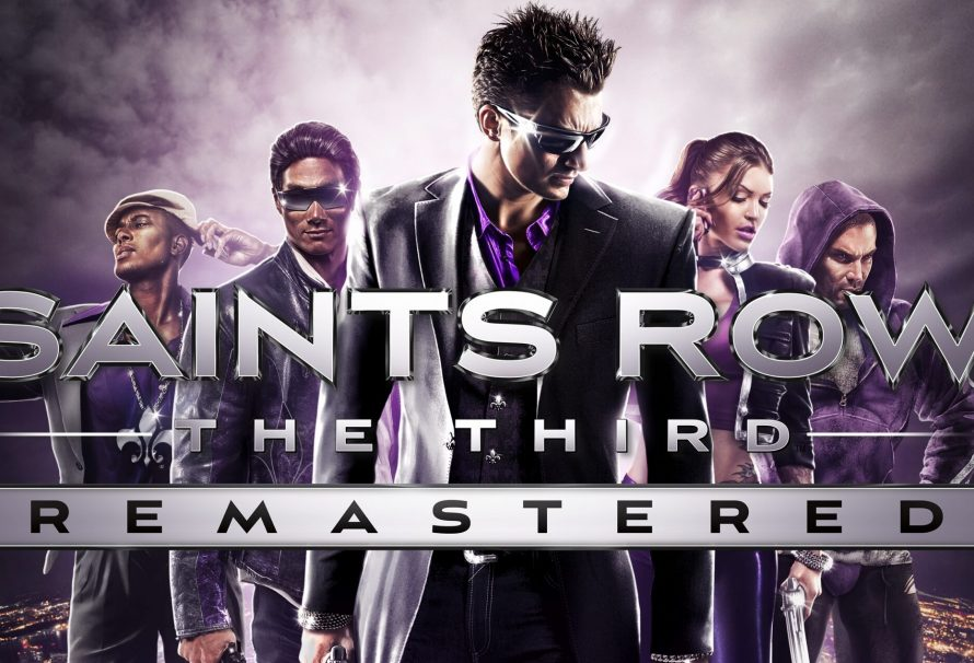 Saints Row: The Third Remastered launch trailer released