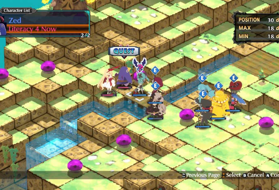 Disgaea 6: Defiance of Destiny Guide – How to Defeat Laharl