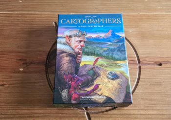 Cartographers - A Roll Player Review