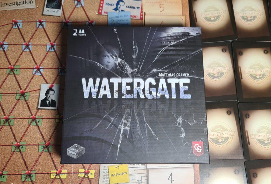 Watergate Review – Scandalously Good?