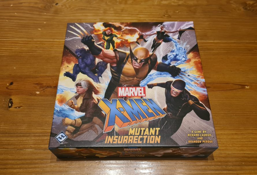 X-Men Mutant Insurrection Review