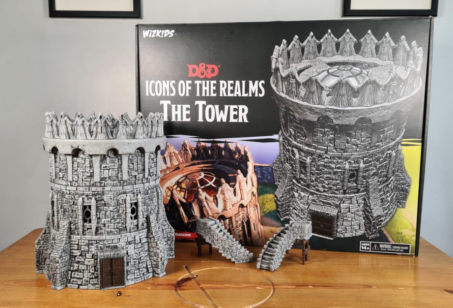D&D Icons of the Realms The Tower Review