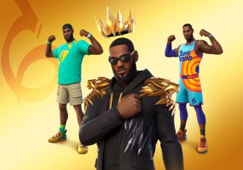 LeBron James Is Heading To Fortnite