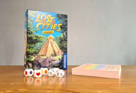 Lost Cities Roll & Write Review