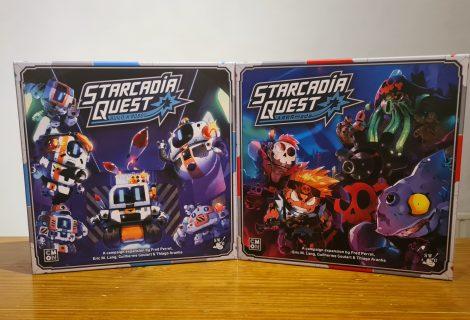 Starcadia Quest: ARRRmada & Build-A-Robot Expansions Review