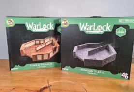 WizKids WarLock Tiles III Angles Review