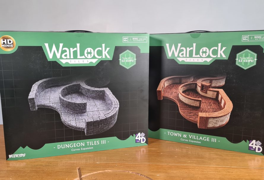 WarLock Tiles III – Curves Review