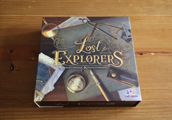 Lost Explorers Review
