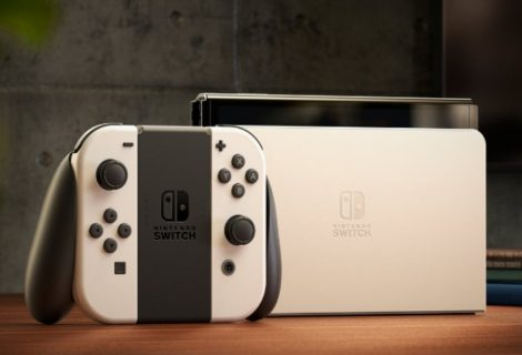 New Nintendo Switch (OLED) Model Announced