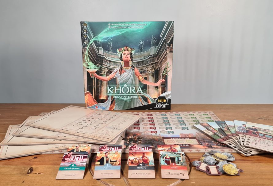 Khôra Rise of an Empire Review