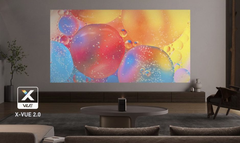 XGIMI Announces Halo+ as Their Latest Portable Projector