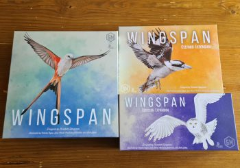 Wingspan European & Oceania Expansions Review