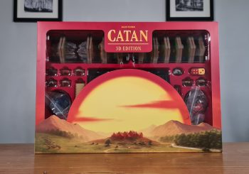 Catan 3D Edition Review