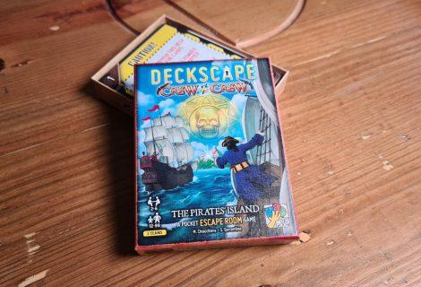 Deckscape Crew vs Crew The Pirates' Island Review