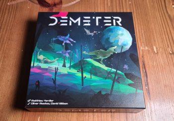 Demeter Review - Dinosaur Based Fun