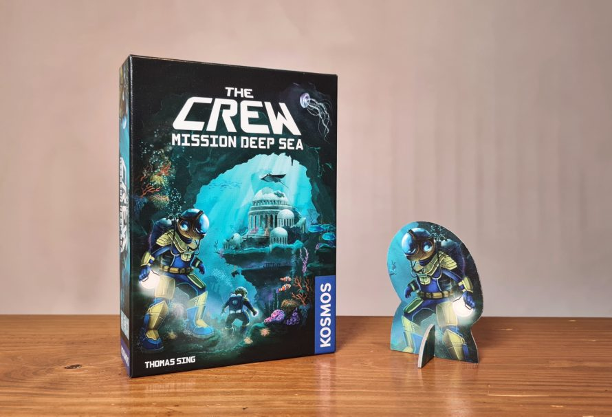 The Crew Mission Deep Sea Review
